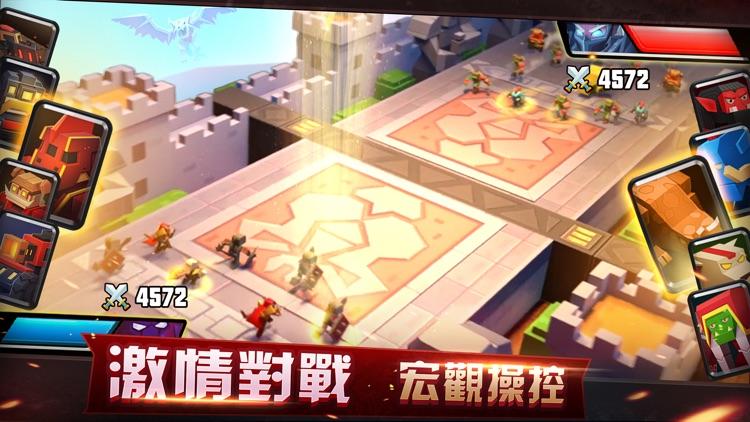 魔獸對決 - 卡牌策略競技對戰手遊 screenshot-3