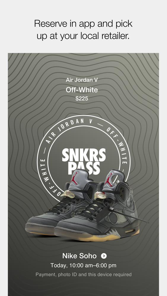 Nike SNKRS: Sneaker Release App for
