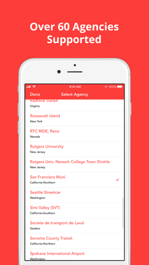 Busly for NextBus on the App Store