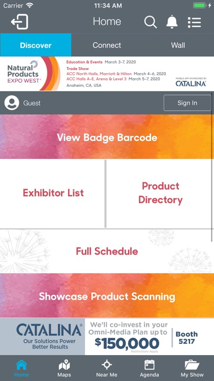 Natural Products Expo screenshot-4