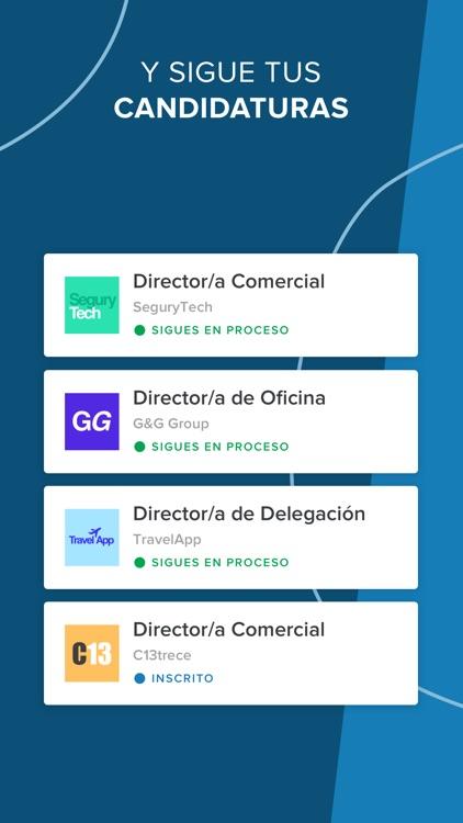 InfoJobs - Trabajo y Empleo screenshot-6