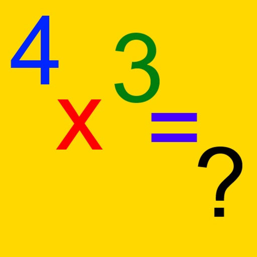 Multiplication Trainer Kid download