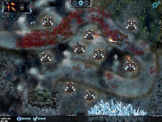 Colony Defenders 2 - TD Game Screenshots