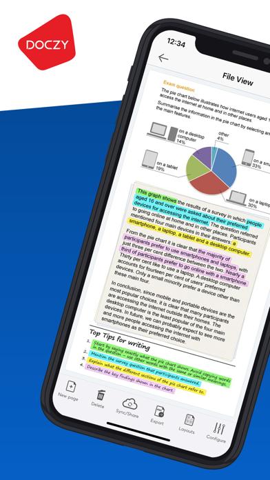 PDF Editor - Creator, ReaderScreenshot of 1