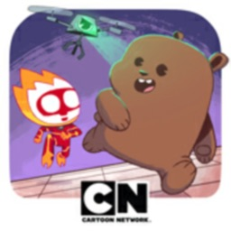 Cartoon Network Fiesta Veloz
