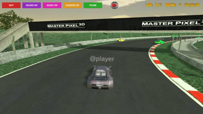 Sport Car Racer 3D screenshot 4