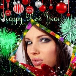 2021 Happy New Year Frames HD