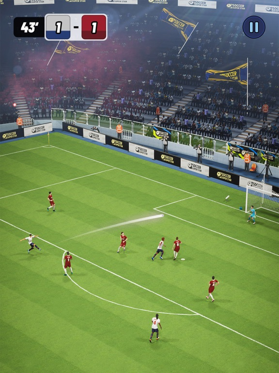 Soccer Super Star screenshot 10