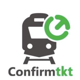 IRCTC train Booking-Confirmtkt