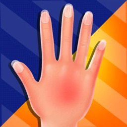 Red Hands Trap 2 Players Games