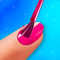 App Icon for Nail Salon 3D App in United States IOS App Store