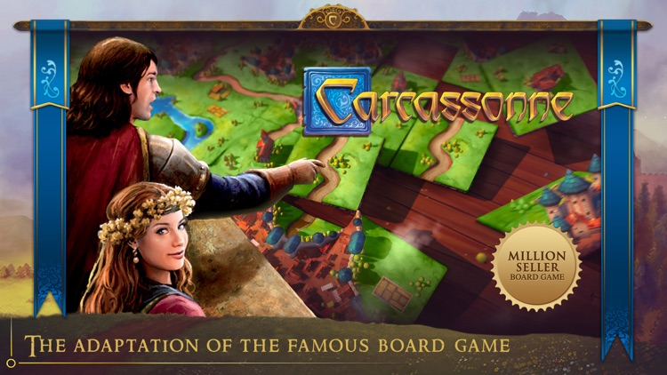 Carcassonne – Tiles & Tactics screenshot-0