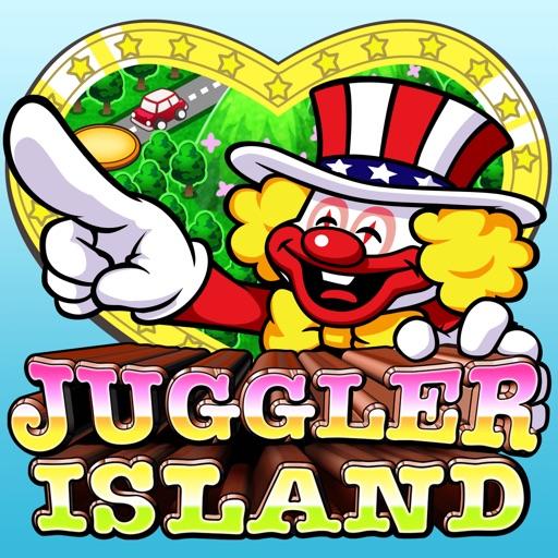 ジャグラーアイランド-無料パチスロアプリ, 北電子, 人気パチスロアプリ, パチスロ-512x512bb