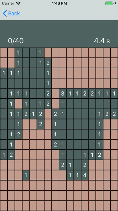 Screenshot for Minesweeper Wear - Watch game in Denmark App Store