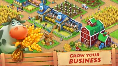 Township: Farm & City Building app image