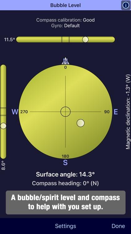 Polar Scope Align Pro Watch screenshot-6