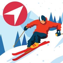 Snow GPX Tracks