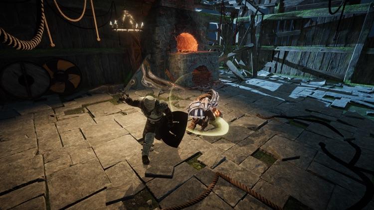 Gladiator: Blades of Fury screenshot-4