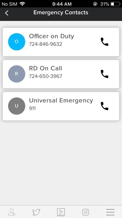 Geneva Mobile screenshot-4