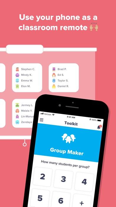 Screenshot for ClassDojo in United States App Store