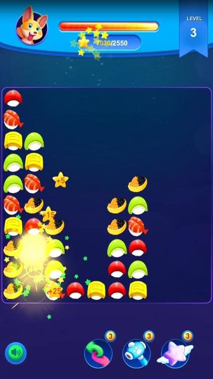 TwinklePop-Crush Puzzle Game screenshot-3