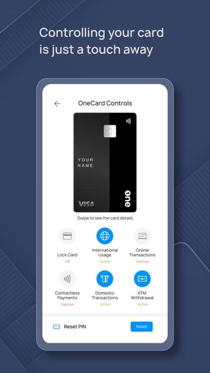OneCard - Metal Credit Card screenshot-5