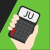 احسب معدلك: للجامعة الأردنية - iPhoneアプリ