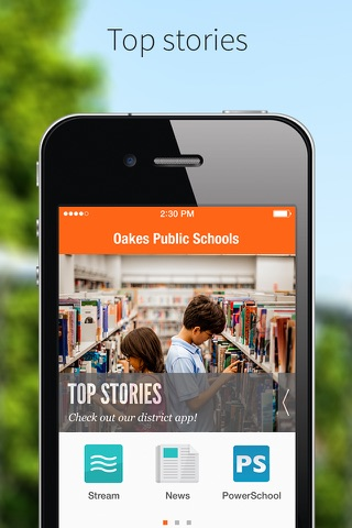 Oakes Public Schools - náhled