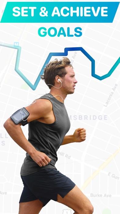 ウォーキング 距離測定 アプリ - 万歩計 フィットネスのおすすめ画像6