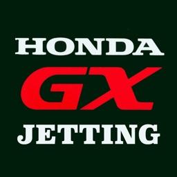Jetting Honda GX 4T engine