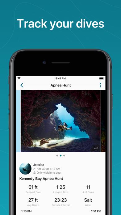 Garmin Dive™ Screenshot