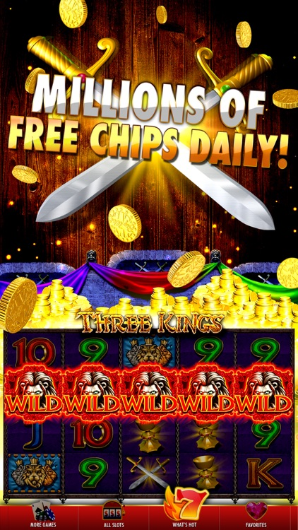DoubleDown Casino Slots Games screenshot-5