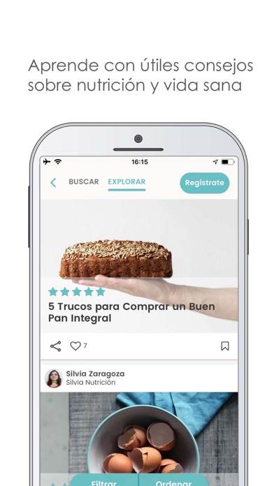 download Nooddle App - Recetas sanas apps 6