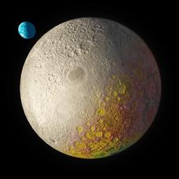 GlobeViewer Moon