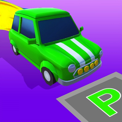 Park Kings 3D -Sort Parking.IO