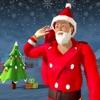 بابا نويل تسليم الهدايا