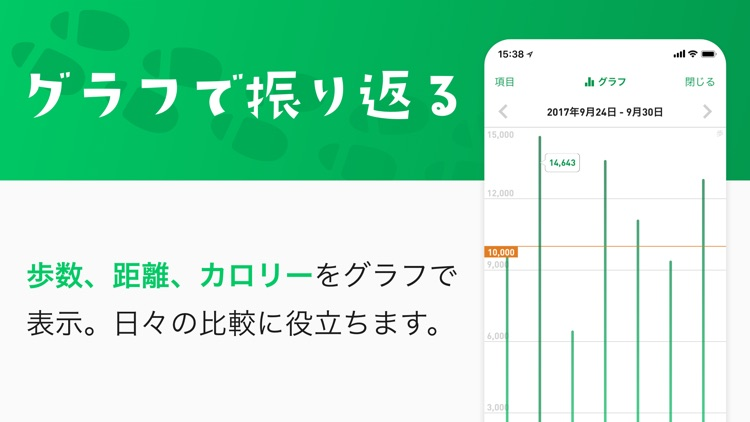 歩数計 ALKOO(あるこう) by NAVITIME screenshot-6