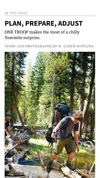Scout Life Magazine