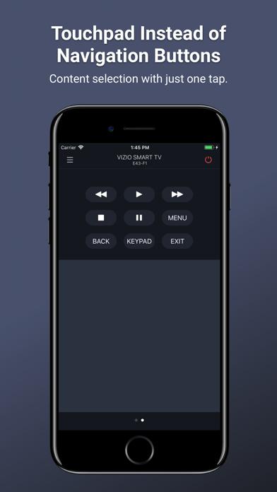 TV Remote for Vizio SmartCast - by Kraftwerk 9 Inc - Tools