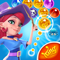 App Icon for Bubble Witch 2 Saga App in United Kingdom IOS App Store