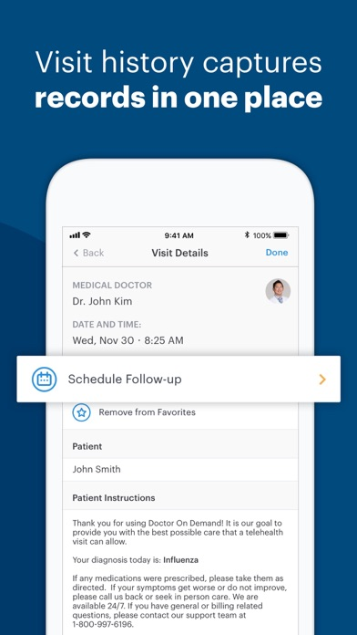 messages.download Doctor On Demand software