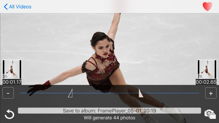 Video Frame Player screenshot-3