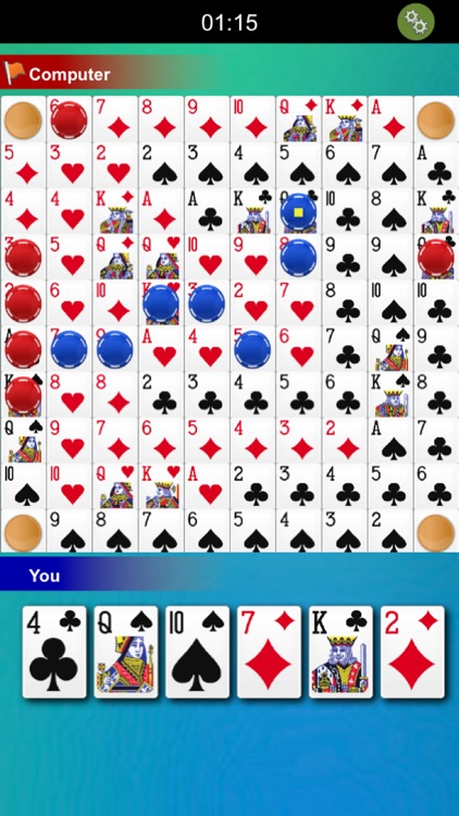Wild Jack: Card Gobang screenshot-4