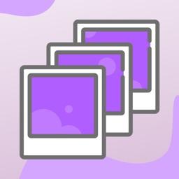 Scratch Photo Widget
