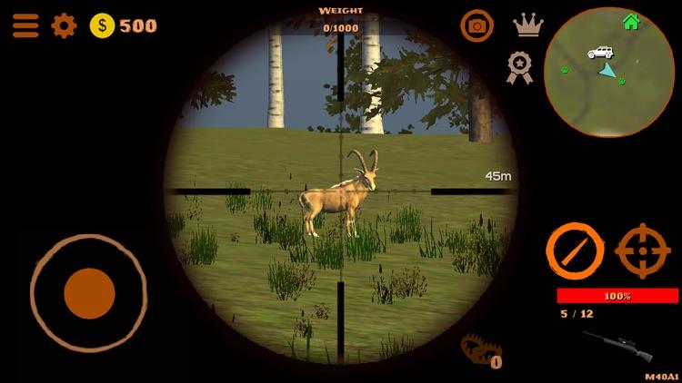 Hunting Simulator 4x4 screenshot-4