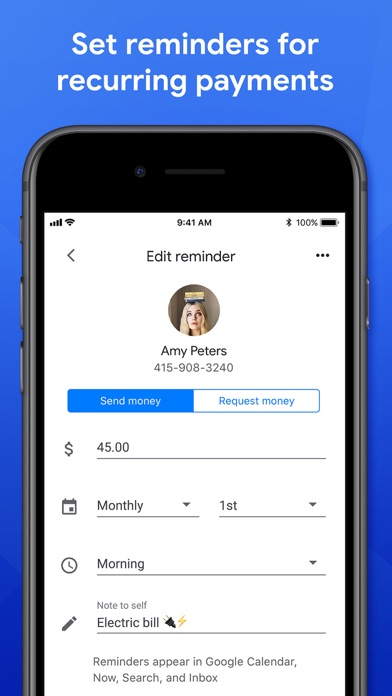 Screenshot #6 for Google Pay