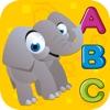 Animal Alphabet ABC Tracing