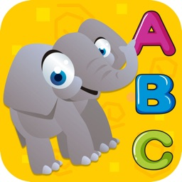 ABC Animals Letter Tracing App