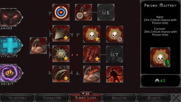 Vampire's Fall: Origins RPG screenshot-4