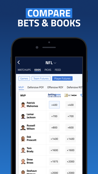 messages.download BettingPros: Sports Betting software